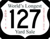Highway 127 Yard Sale