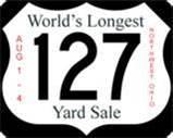 Highway 127 Yard Sale