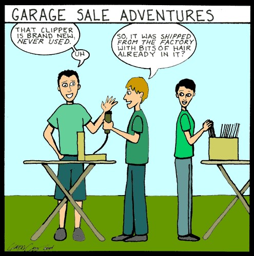 Garage Sale Clip Art: Free yard sale clip art to pin to Pinterest